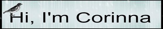 I'm Corinna