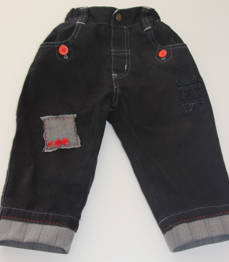 Black Jeans 1