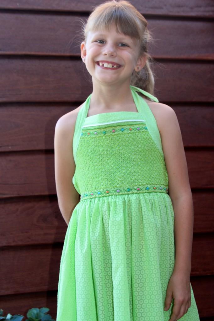 Green Dress4