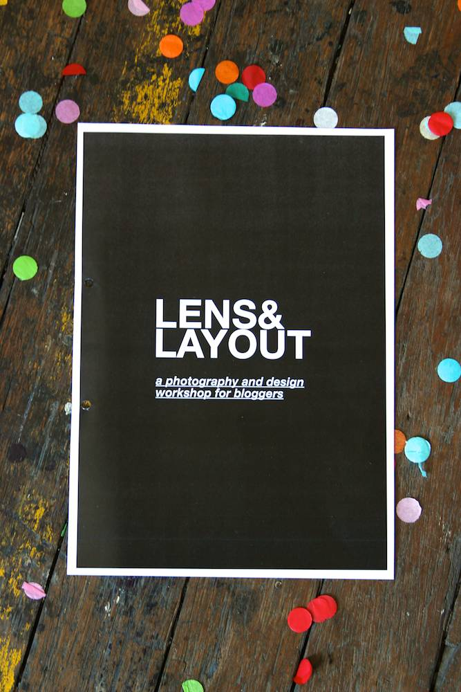 Lens and Layoute 012
